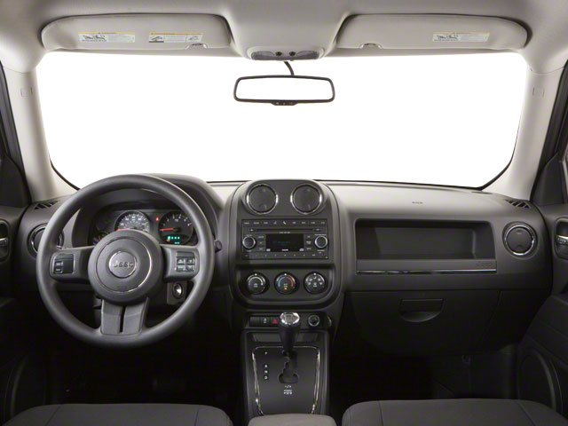 2013 Jeep Patriot Prices and Values Utility 4D Sport 2WD full dashboard