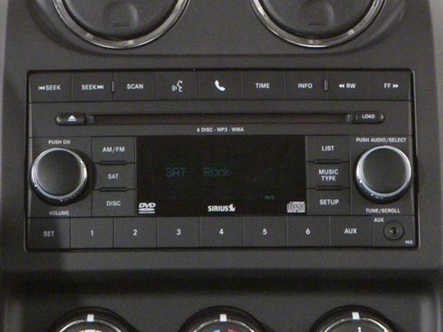 2013 Jeep Patriot Pictures Patriot Utility 4D Limited 2WD photos stereo system