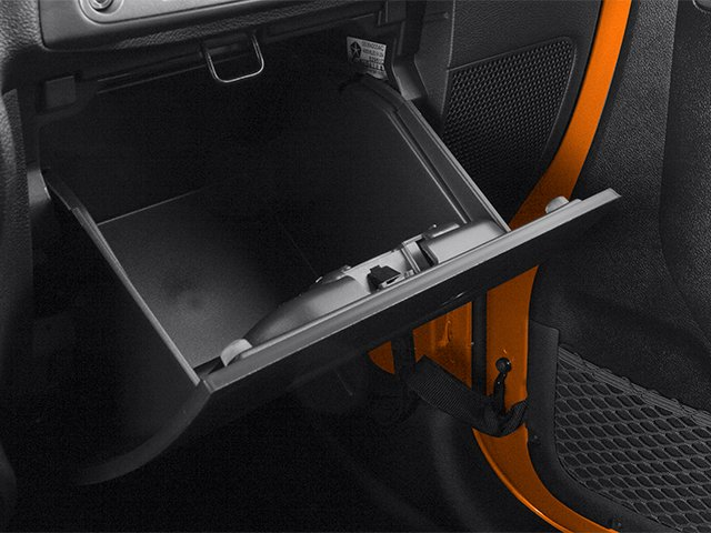 2013 Jeep Wrangler Prices and Values Utility 2D Sahara 4WD glove box