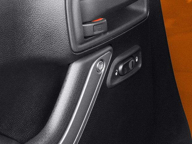 2013 Jeep Wrangler Prices and Values Utility 2D Sport 4WD driver's side interior controls