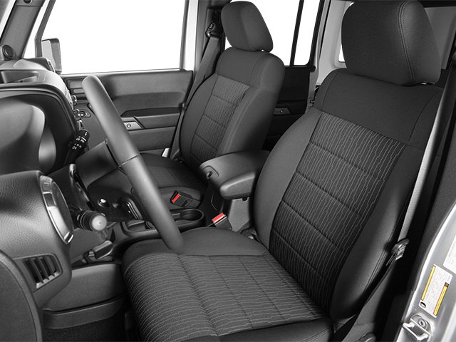 2013 Jeep Wrangler Unlimited Prices and Values Utility 4D Unlimited Sahara 4WD front seat interior