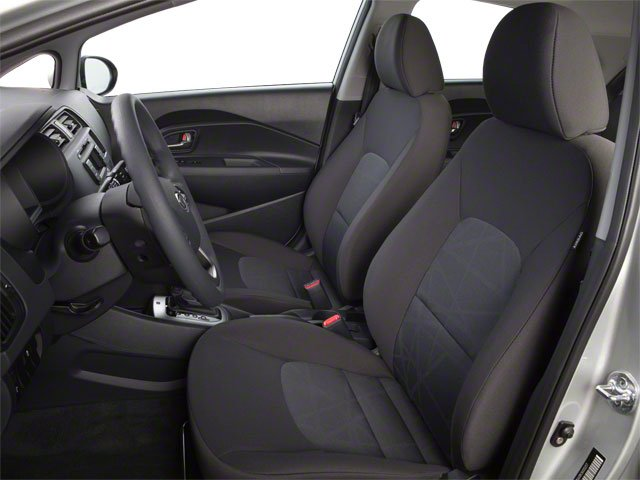 2013 Kia Rio Prices and Values Hatchback 5D LX front seat interior