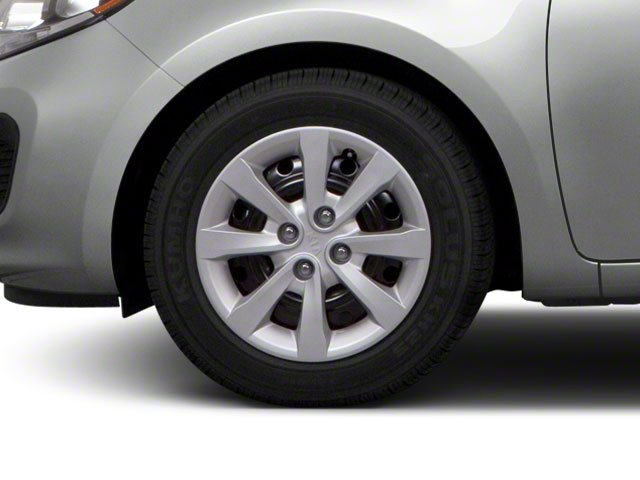 2013 Kia Rio Prices and Values Hatchback 5D LX wheel