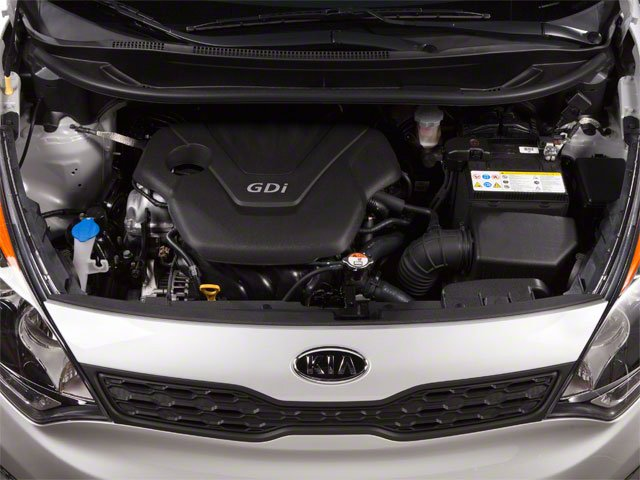 2013 Kia Rio Prices and Values Hatchback 5D LX engine