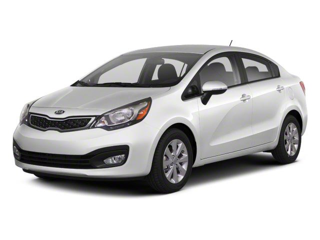 2013 Kia Rio Prices and Values Sedan 4D SX