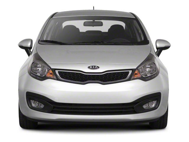 2013 Kia Rio Prices and Values Sedan 4D SX front view