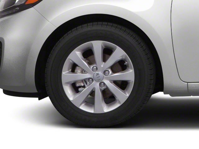 2013 Kia Rio Prices and Values Sedan 4D SX wheel