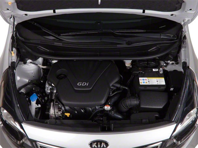 2013 Kia Rio Prices and Values Sedan 4D SX engine
