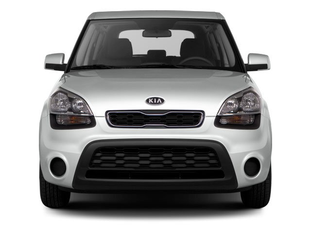 2013 Kia Soul Prices and Values Wagon 4D ! I4 front view