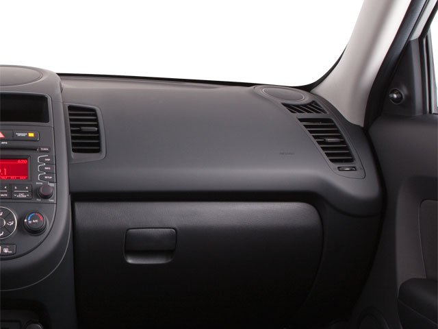 2013 Kia Soul Prices and Values Wagon 4D ! I4 passenger's dashboard