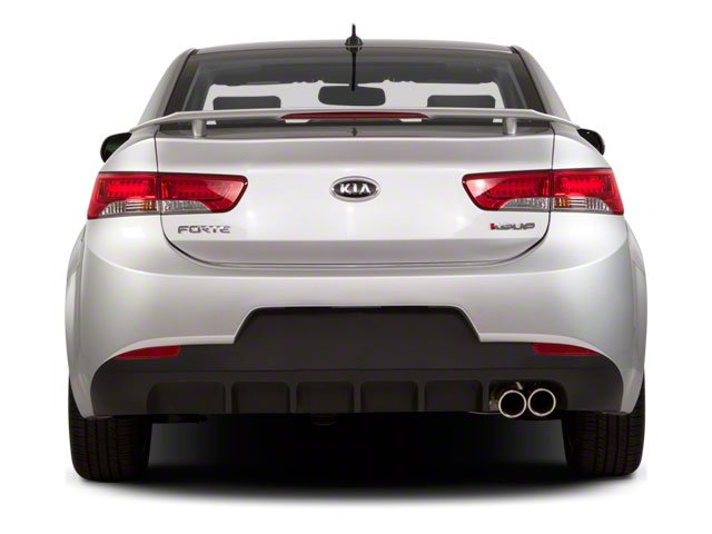 2013 Kia Forte Koup Prices and Values Coupe 2D EX I4 rear view
