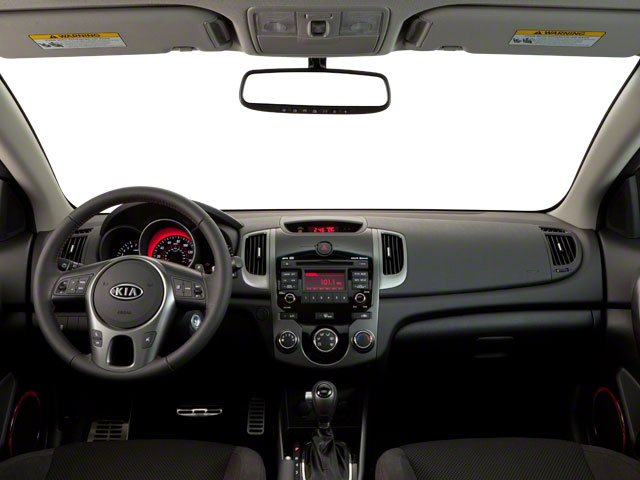 2013 Kia Forte Koup Prices and Values Coupe 2D EX I4 full dashboard