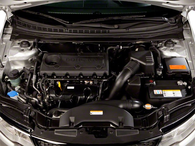 2013 Kia Forte Koup Prices and Values Coupe 2D EX I4 engine
