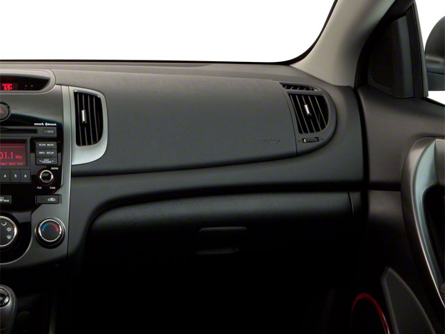 2013 Kia Forte Koup Prices and Values Coupe 2D EX I4 passenger's dashboard
