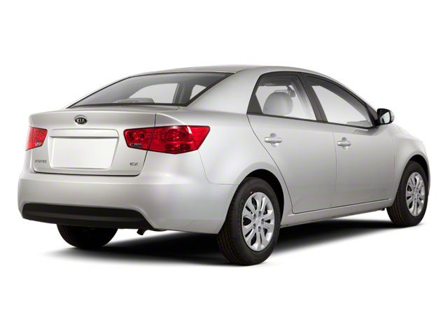 2013 Kia Forte Prices and Values Sedan 4D LX I4 side rear view
