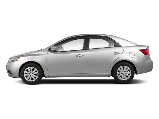 2013 Kia Forte Prices and Values Sedan 4D LX I4 side view