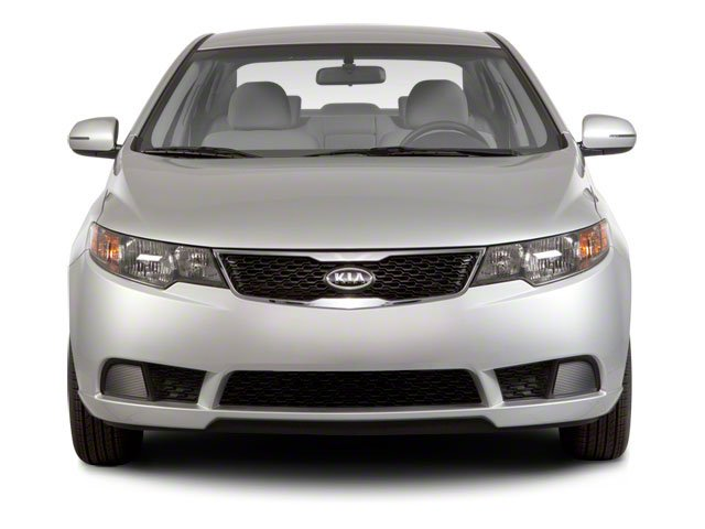 2013 Kia Forte Prices and Values Sedan 4D LX I4 front view