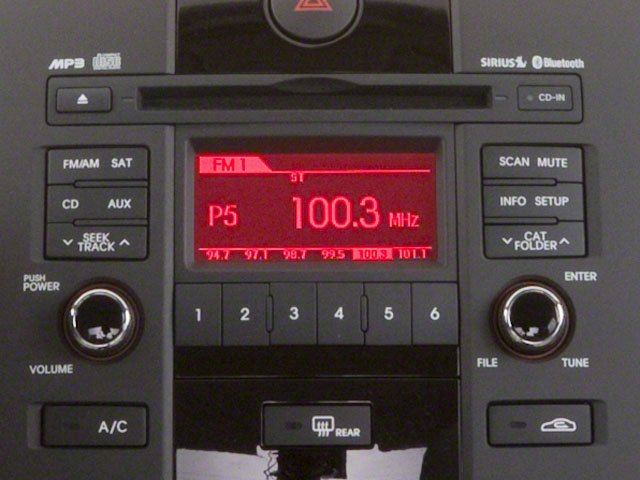 2013 Kia Forte Prices and Values Sedan 4D LX I4 stereo system