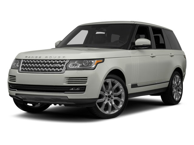 Land Rover Range Rover Luxury 2013 Uility 4D Supercharged Autobiography - Фото 1
