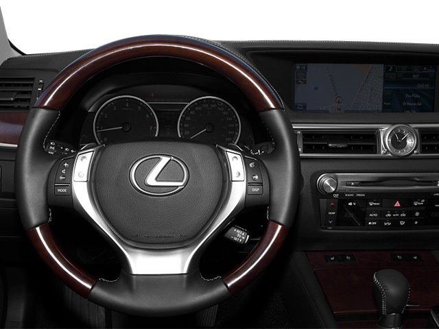 2013 Lexus GS 350 Prices and Values Sedan 4D GS350 AWD driver's dashboard