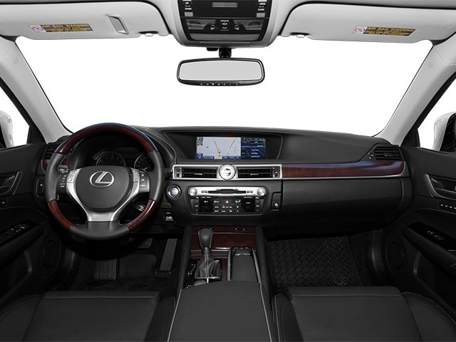 2013 Lexus GS 350 Prices and Values Sedan 4D GS350 AWD full dashboard