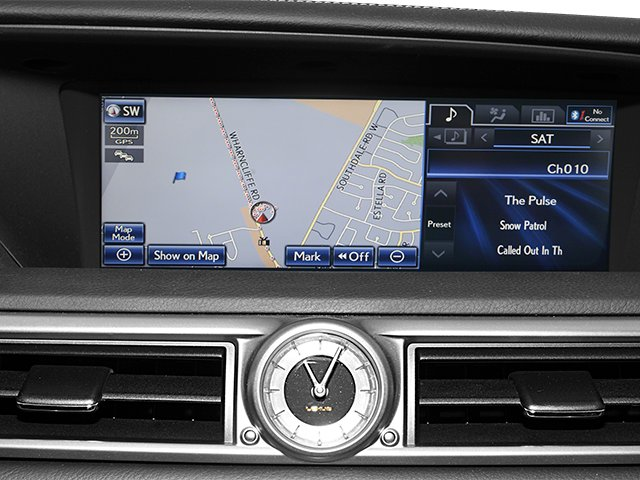 2013 Lexus GS 350 Prices and Values Sedan 4D GS350 AWD navigation system