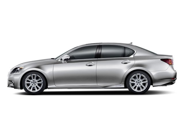 2013 Lexus GS 450h Pictures GS 450h Sedan 4D GS450h photos side view