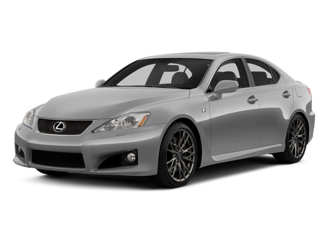 2013 Lexus IS F Pictures IS F Sedan 4D IS-F V8 photos side front view
