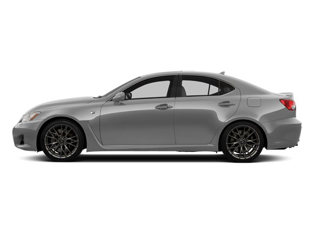 2013 Lexus IS F Pictures IS F Sedan 4D IS-F V8 photos side view