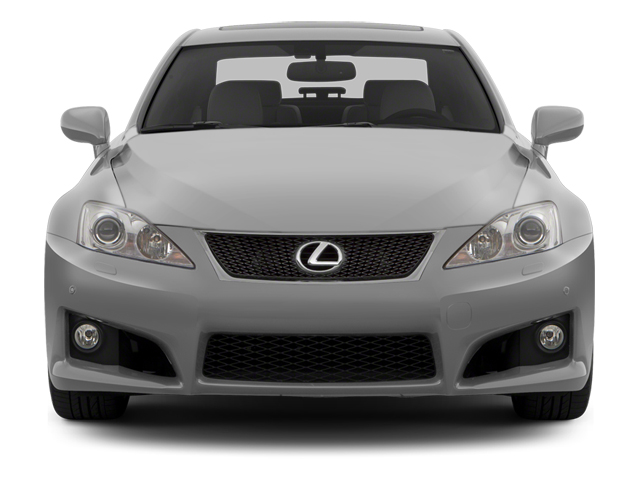 2013 Lexus IS F Pictures IS F Sedan 4D IS-F V8 photos front view