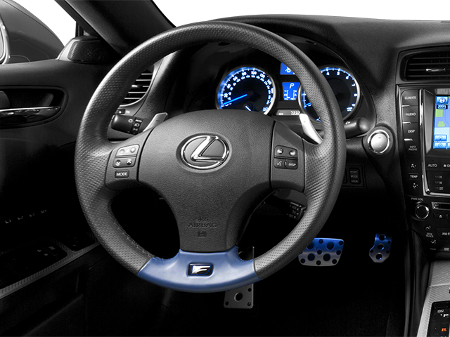 2013 Lexus IS F Pictures IS F Sedan 4D IS-F V8 photos driver's dashboard