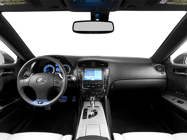2013 Lexus IS F Pictures IS F Sedan 4D IS-F V8 photos full dashboard