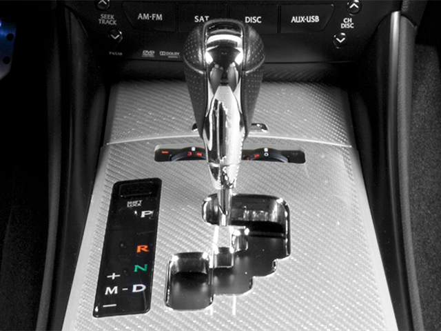2013 Lexus IS F Pictures IS F Sedan 4D IS-F V8 photos center console