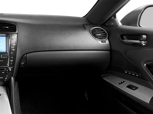 2013 Lexus IS F Pictures IS F Sedan 4D IS-F V8 photos passenger's dashboard