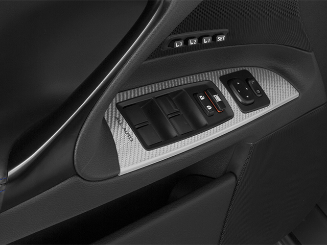 2013 Lexus IS F Pictures IS F Sedan 4D IS-F V8 photos driver's side interior controls
