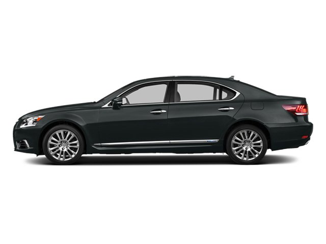 2013 Lexus LS 600h L Prices and Values Sedan 4D LS600hL AWD V8 Hybrid side view