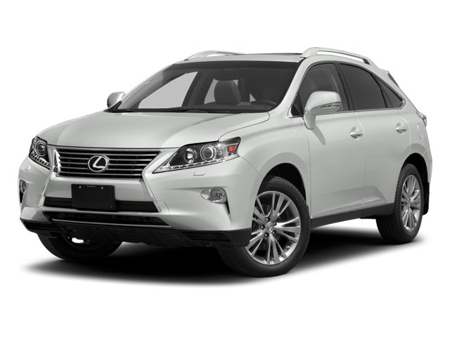 2013 Lexus RX 350 Prices and Values Utility 4D AWD side front view
