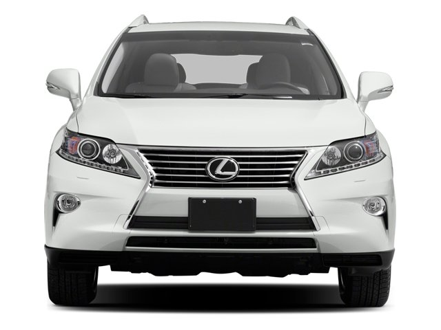 2013 Lexus RX 350 Prices and Values Utility 4D AWD front view