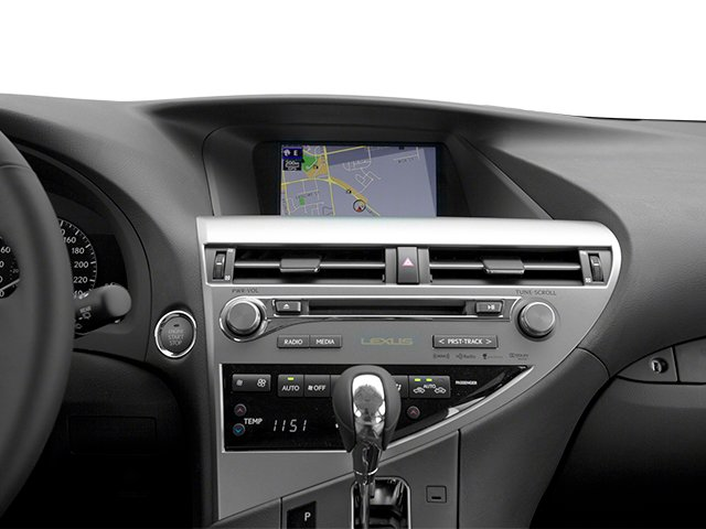 2013 Lexus RX 350 Prices and Values Utility 4D AWD stereo system