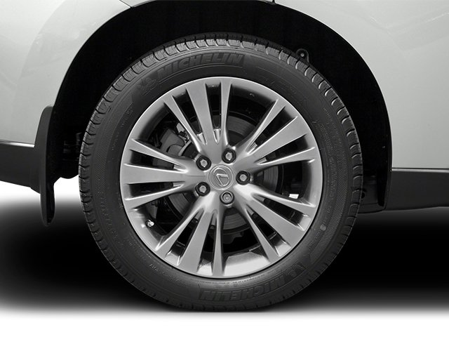2013 Lexus RX 350 Prices and Values Utility 4D AWD wheel