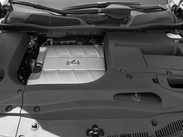 2013 Lexus RX 350 Prices and Values Utility 4D AWD engine
