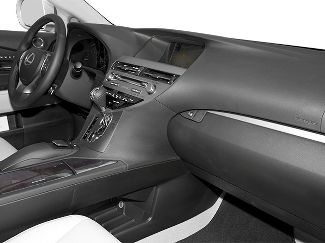 2013 Lexus RX 350 Prices and Values Utility 4D AWD passenger's dashboard