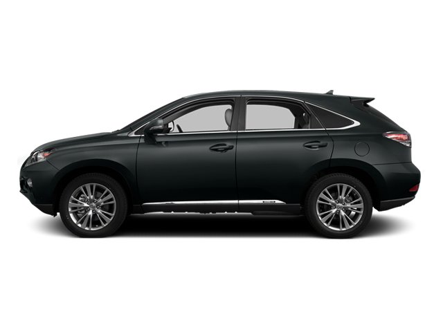 2013 Lexus RX 450h Prices and Values Utility 4D 2WD side view