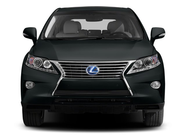 2013 Lexus RX 450h Prices and Values Utility 4D 2WD front view