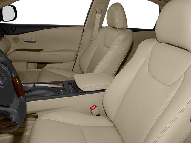 2013 Lexus RX 450h Prices and Values Utility 4D 2WD front seat interior