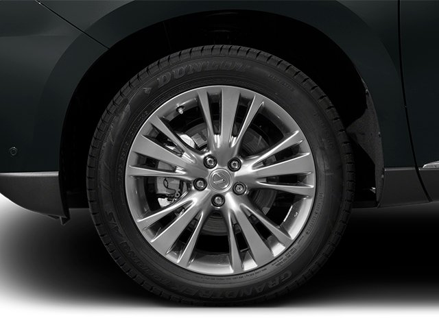 2013 Lexus RX 450h Prices and Values Utility 4D 2WD wheel