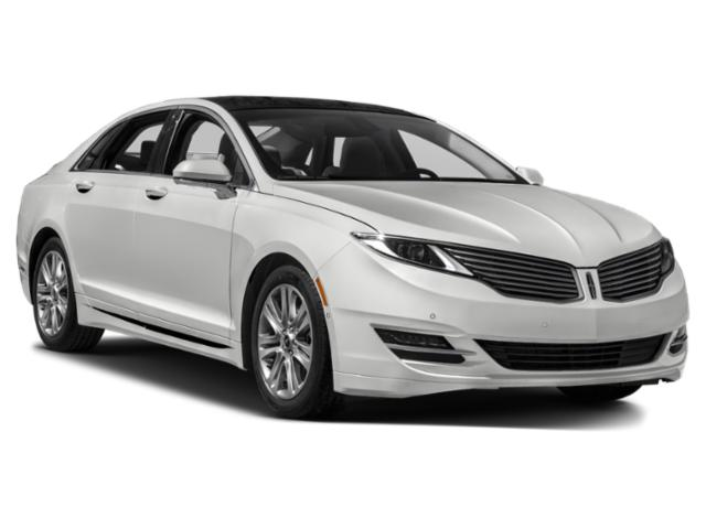 2013 Lincoln MKZ Prices and Values Sedan 4D EcoBoost AWD I4 side front view