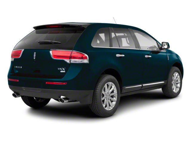 2013 Lincoln MKX Pictures MKX Wagon 4D Elite AWD photos side rear view