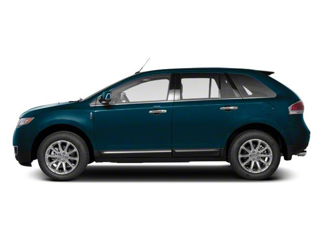2013 Lincoln MKX Pictures MKX Wagon 4D Elite AWD photos side view