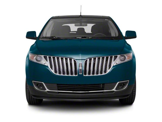 2013 Lincoln MKX Pictures MKX Wagon 4D Elite AWD photos front view